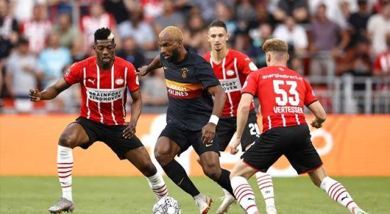 Galatasaray'a Hollanda'da ağır yenilgi