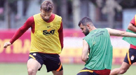 Galatasaray'da sıra transferde