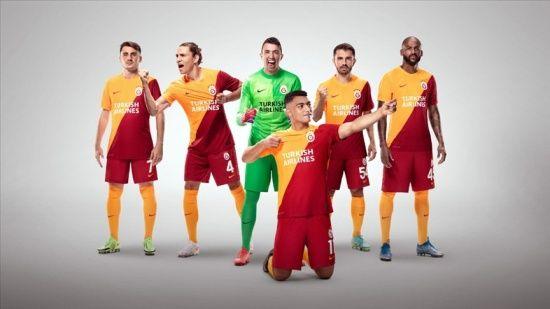 Galatasaray'ın Avrupa'da sponsoru THY oldu