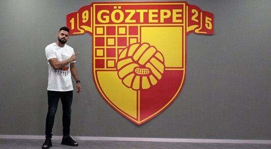 Göztepe, Brezilyalı futbolcu Lourency'yi transfer etti