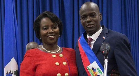 Haiti devlet başkanının karısı suikastı anlattı