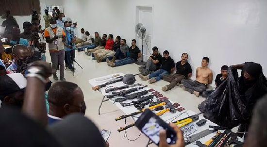 Haiti devlet başkanının suikastçıları: Gözaltına alacaktık, öldürmek istemedik