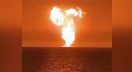 Hazar Denizi'ndeki patlamanın nedeni: Çamur volkanı