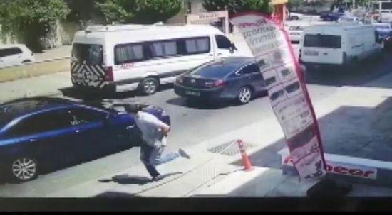 HES kodu olmayan yolcu, otobüs şoförünü dövdü