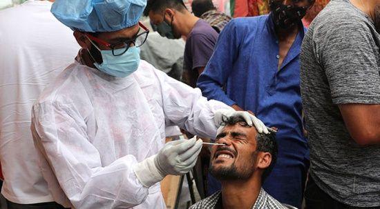 Hindistan'da günlük vaka sayısı 35 binin altına indi