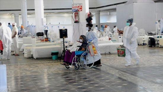 Hindistan'da koronavirüsten ölenlerin sayısı 400 bini aştı