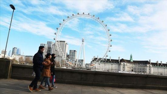 İngiltere'de Kovid-19 'korkutucu seviyelere ulaşabilir' uyarısı