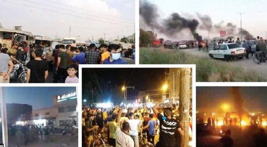 İran'da su protestosu yayılıyor