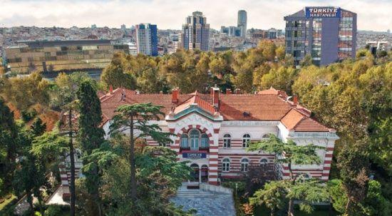 İstanbul'un en yeşil hastanesi