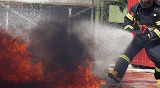 İtfaiye eri yangın sonrası fenalaşıp öldü