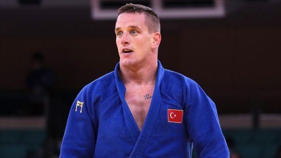 Mihael Zgank bronz madalya maçını kaybetti