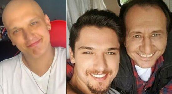 Kanser tedavisi gören Boğaç Aksoy: Benden mutlusu yok