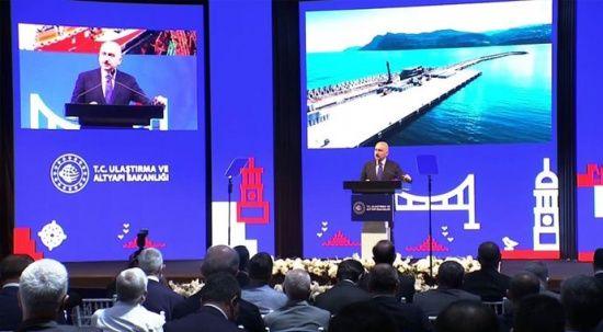 Karaismailoğlu: Kanal İstanbul, dünyayı Türkiye'ye bağlayacak