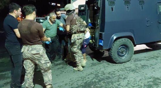 Kavga ihbarına giden bekçilere silahlı saldırı: 1 şehit, 1 yaralı