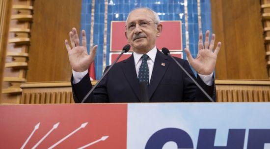 Kılıçdaroğlu'ndan 'AK Parti'ye oy vermek günah' fetvası