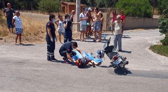 Korkunç cinayet: Genç kadın motosikletle giderken öldürüldü