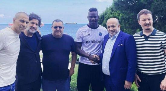 Mario Balotelli Adana Demirspor'da!