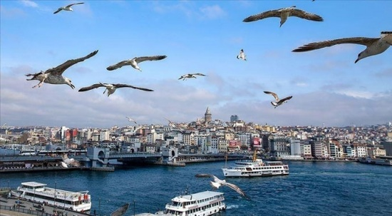 Marmara'da sıcaklıklar mevsim normalleri üzerinde