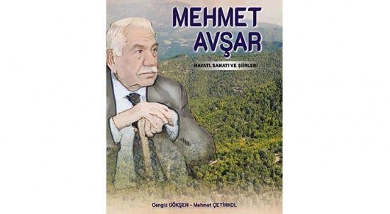 Mehmet Avşar'ı anlatan kitap