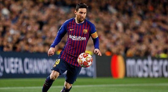 Messi'nin Barcelona ile kontratı sona erdi