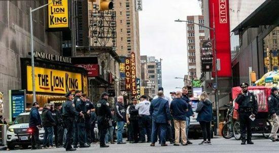 New York'ta silahlı şiddetin artması ile acil durum ilan edildi