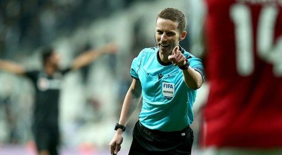 PSV - Galatasaray maçının hakemi belli oldu
