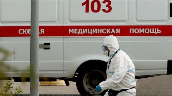 Rusya'da koronavirüsten ölenlerin sayısı artıyor