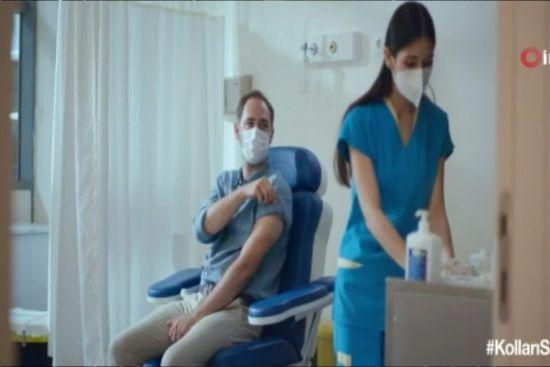 Sağlık Bakanlığından aşı kampanyasına özel klip