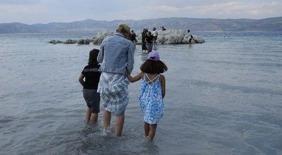 Salda Gölü'nü kuraklık vurdu