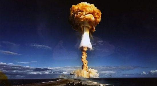 Salgında bile nükleer  silaha para ayırdılar