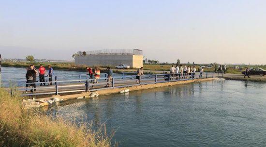 Sulama kanalına giren çocuk kayıplara karıştı