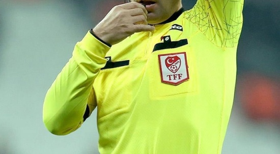 Süper Lig'de görev alacak hakemler açıklandı