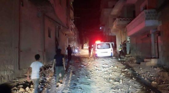 Terör örgütü PKK'dan roketli saldırı: 2 ölü çok sayıda yaralı