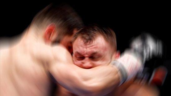 Tokyo 2020'de boks maçında 'kulağı ısırma' teşebbüsü