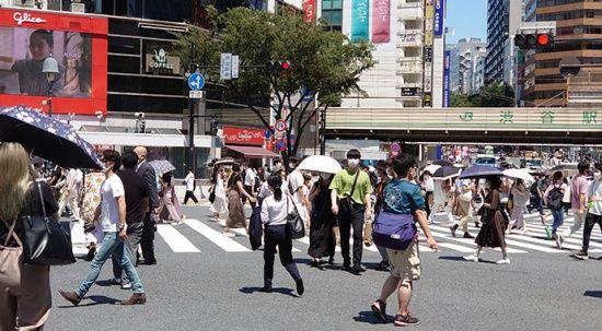 Tokyolular sokaklarda! İptal çağrıları sürüyor