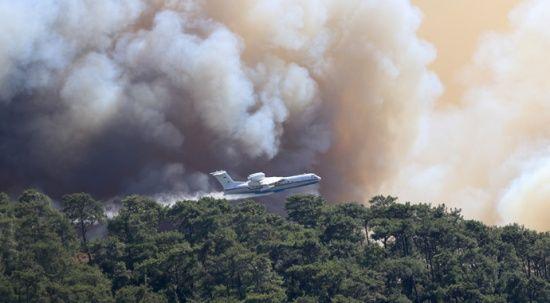 Türkiye'de çıkan yangınlarda son durum! İl il açıklandı