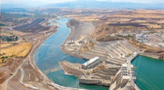 Türkiye'nin ilk hibrit enerji santrali