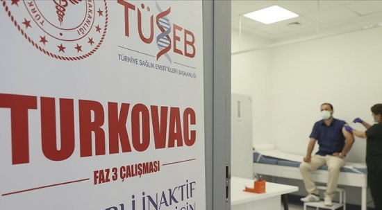 Turkovac'ın 3. doz klinik çalışması başladı