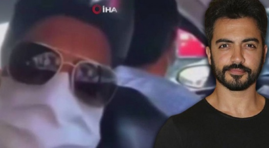 Yusuf Güney taksi şoförüyle tartıştı: Artistlik yapma
