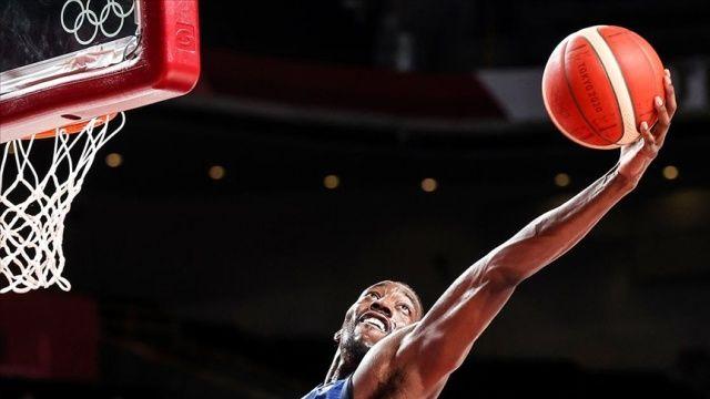 ABD Basketbol Takımı Tokyo'da yarı finalde