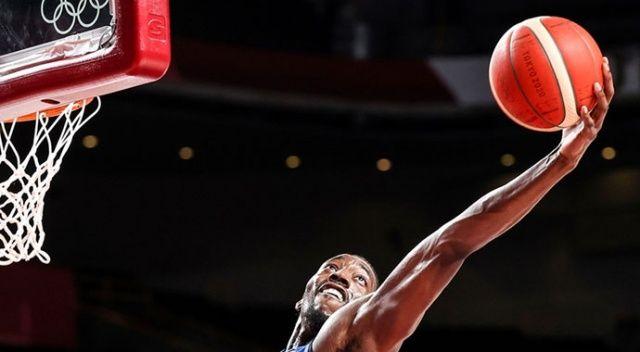 ABD, Basketbolda Tokyo'da yarı finale çıktı