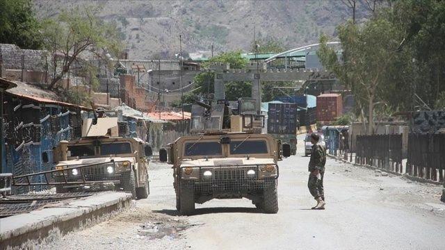 Taliban, başkent Kabil'e girdi!