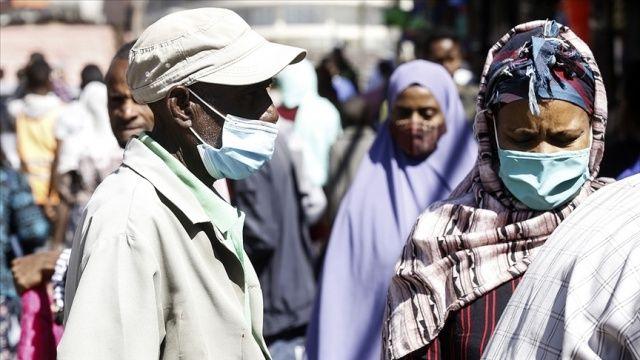Afrika, koronavirüsten ölümlerde rekor kırdı