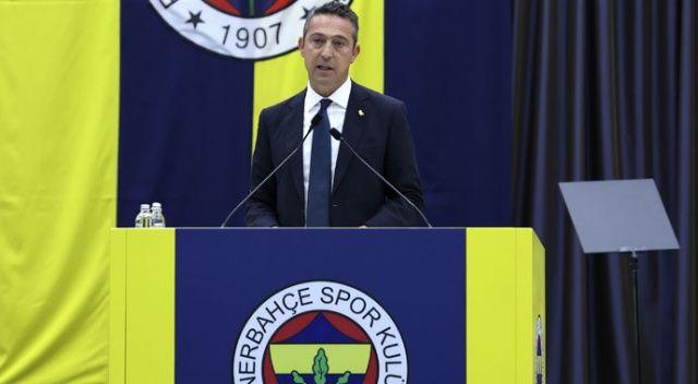 Ali Koç: Pereira 3-4 takviye istiyor