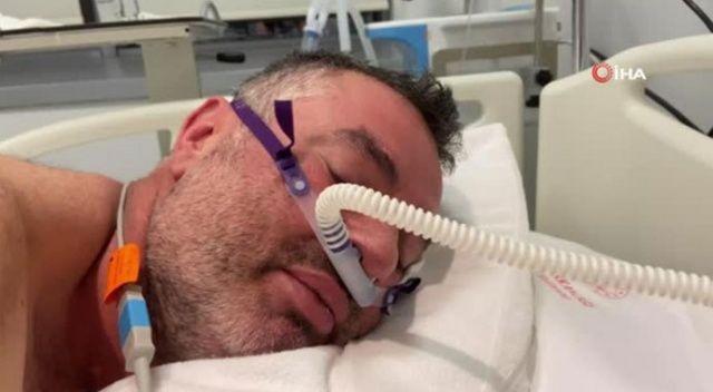Bakan Koca'dan korona hastası paylaşımı