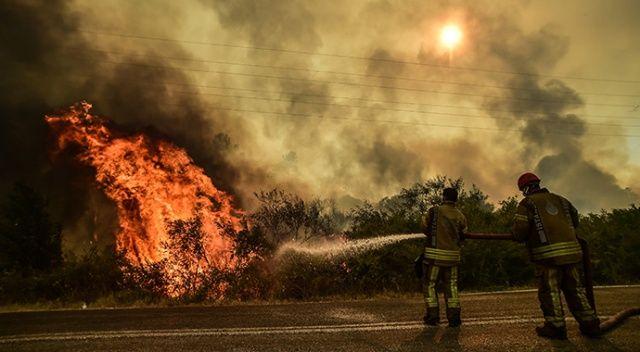 Bakan Pakdemirli: 13 orman yangını sürüyor