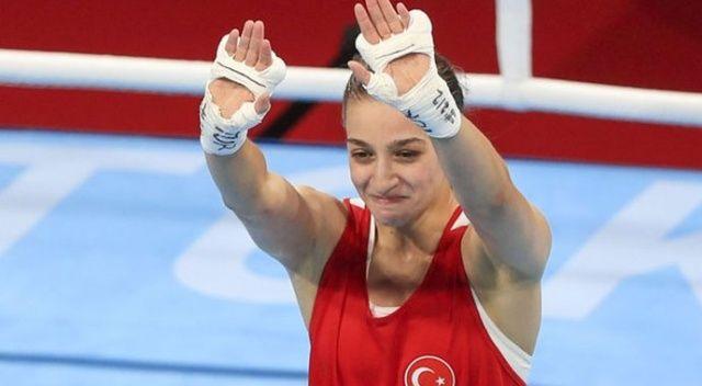 Buse Naz Çakıroğlu finalde