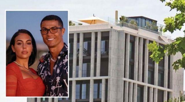 Çatıdaki cam çardağı yıkması için Ronaldo'ya 15 gün mühlet