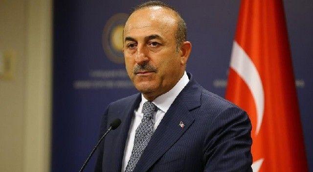 Çavuşoğlu'ndan Kılıçdaroğlu'na yalan haber tepkisi