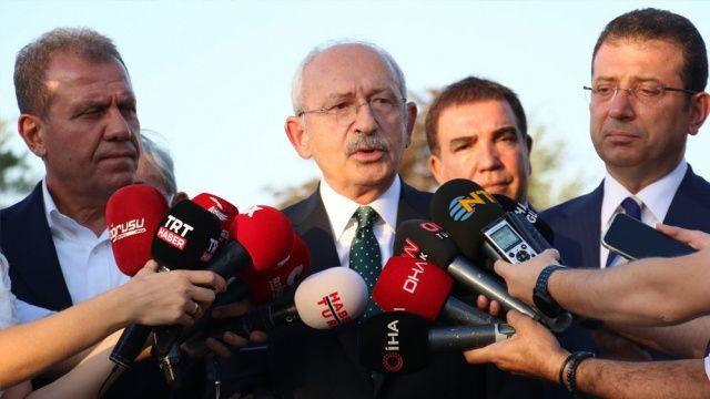 CHP lideri Kılıçdaroğlu kendini yalanladı